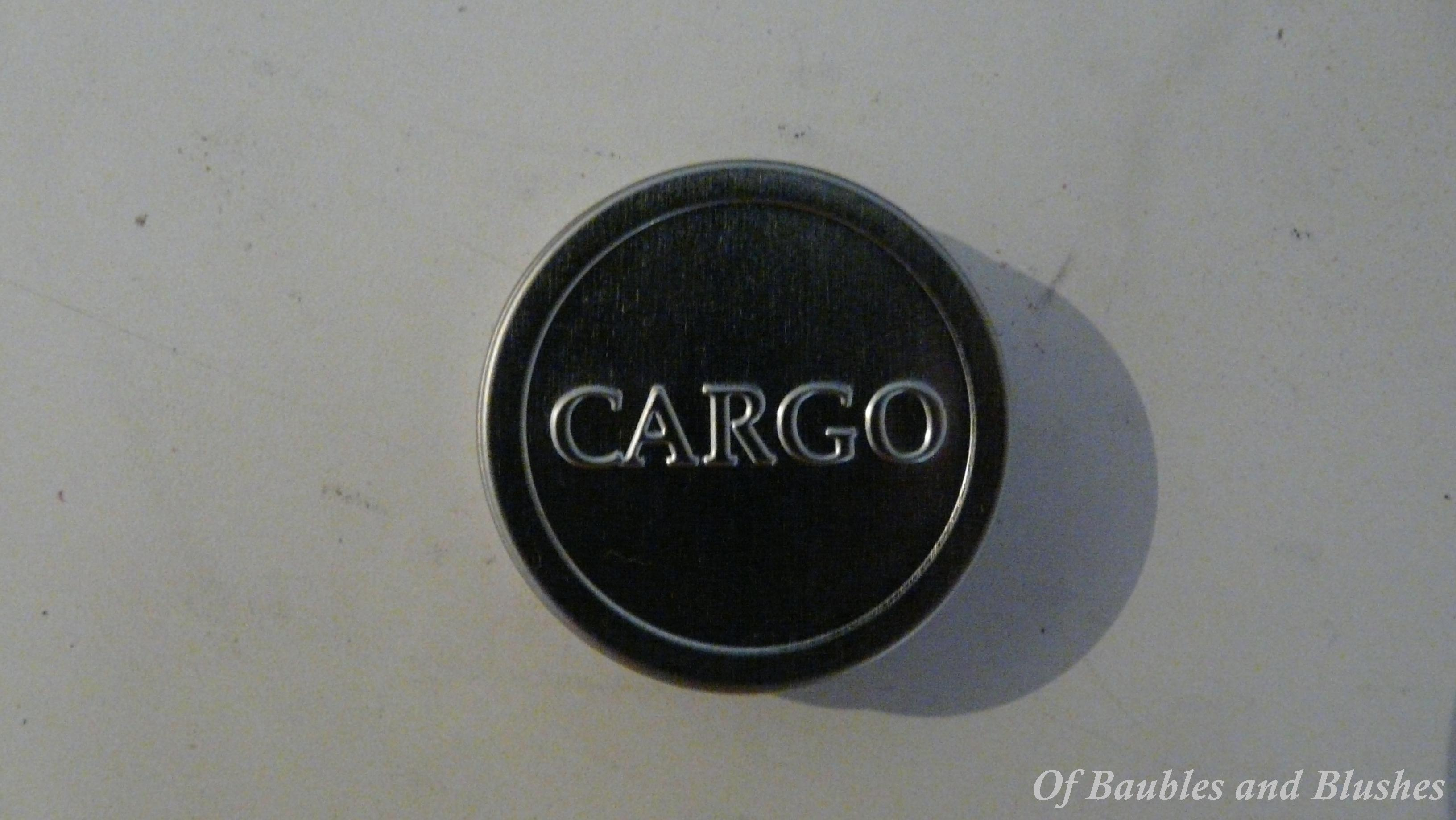 Cargo eyeshadow duo tin