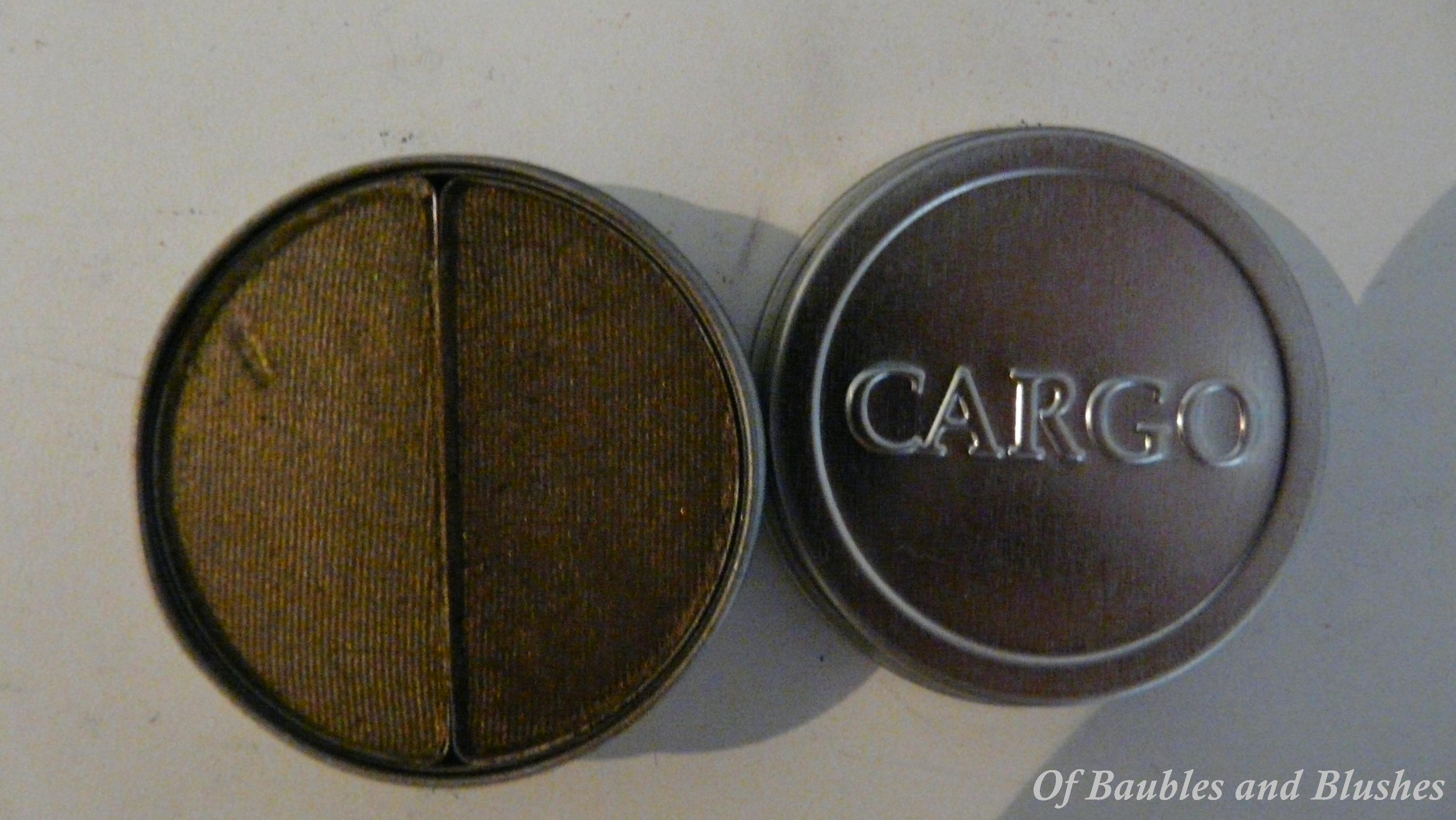 Cargo eyeshadow Oregon